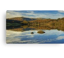 Rydal Water....The Lake District Canvas Print