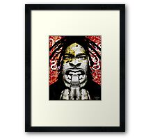 Busta Rhymes Framed Print