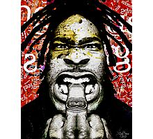 Busta Rhymes Photographic Print