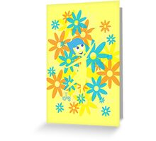 Inside Out - Joy Greeting Card