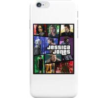 jessica jones gta iPhone Case/Skin