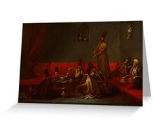 Dervishes Greeting Card