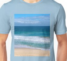 Indian Ocean at Scarborough Beach Unisex T-Shirt