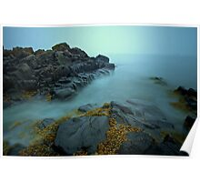 The Rocks of Whale Cove Poster