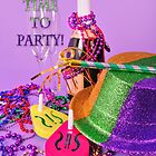 It&#x27;s a Party New Year&#x27;s invitation by campyphotos