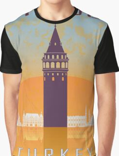 Istanbul vintage poster Graphic T-Shirt