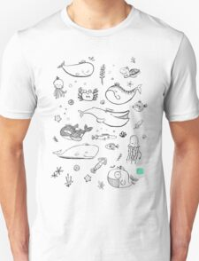Whale of a Tale T-Shirt