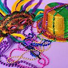 Celebrate New Year's or Mardi Gras by Mariannne Campolongo