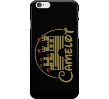 Merlin's Magic Castle iPhone Case/Skin