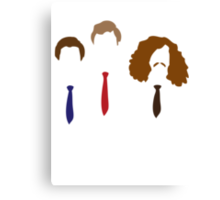 Workaholics - Adam, Anders, and Blake Canvas Print