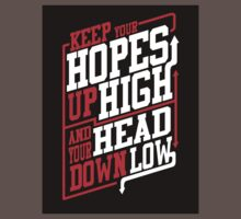 Hopes Up High Sticker by Bryan Perez