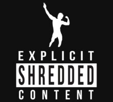 "ZYZZ - ""EXPLICIT SHREDDED CONTENT"" by Charlestown"