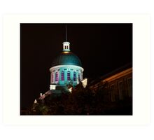 Under the Dome Art Print