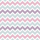 Dotted Chevron by ChunkyDesign