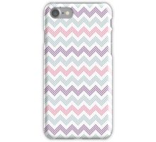 Dotted Chevron iPhone Case/Skin