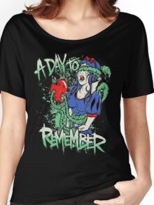 A Day To Remember Snow White Women's Relaxed Fit T-Shirt