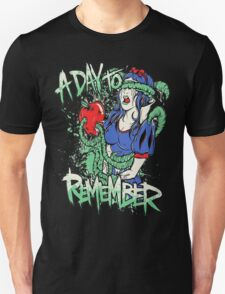 A Day To Remember Snow White T-Shirt