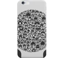 Hand the house3 iPhone Case/Skin