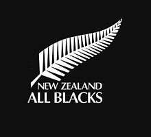 New Zealand All Black Unisex T-Shirt