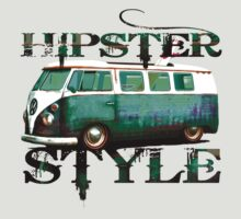 HIPSTER STYLE VW by chasemarsh