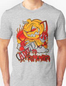 A Day To Remember Pumpkin Killer  T-Shirt