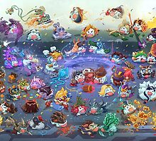 Poros League of Legends by LexyLady