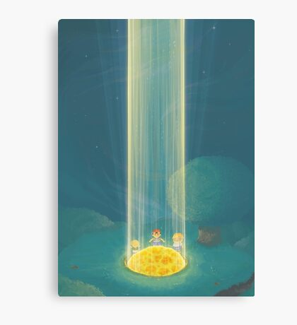 DoA : Night Visitor (15 left!) Canvas Print