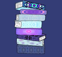 Stack of Blue Books Unisex T-Shirt