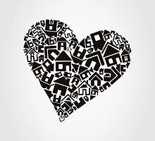 Heart the house by Aleksander1
