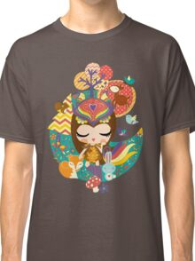 Deep in the forest - Nimi Collection Classic T-Shirt