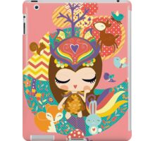 Deep in the forest - Nimi Collection iPad Case/Skin