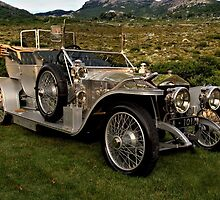 1909 Rolls Royce Siver Ghost by TeeMack