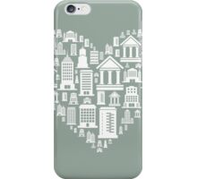 Heart the house2 iPhone Case/Skin