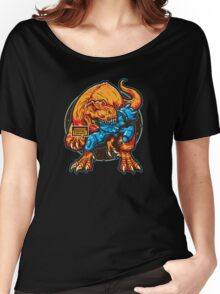 Warning! Betrayal! Women's Relaxed Fit T-Shirt