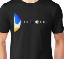 Sports Galaxy Unisex T-Shirt