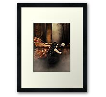 Yoricks Fairy Framed Print