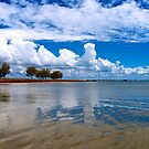 Jetty at St Helena Island by Renee Hubbard Fine Art Photography