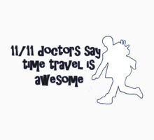 Doctor Who 11/11 Doctors like time travel by vehrtical