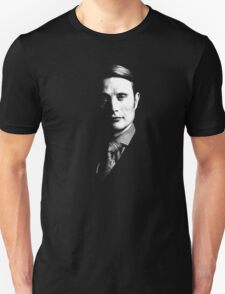 Just Hannibal's Face. Unisex T-Shirt