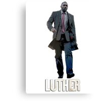 DCI John Luther Canvas Print