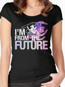 From The Future Women's Fitted Scoop T-Shirt