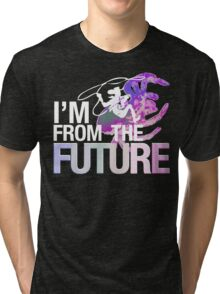 From The Future Tri-blend T-Shirt