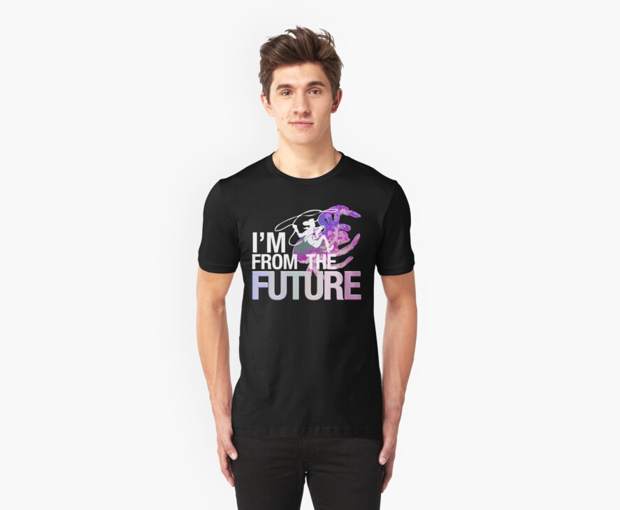 From The Future by yoAdrien