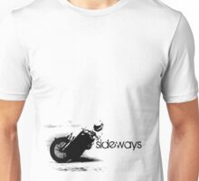flat track - sideways Unisex T-Shirt