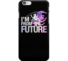 From The Future iPhone Case/Skin