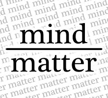Mind over Matter - WHITE by Eniac