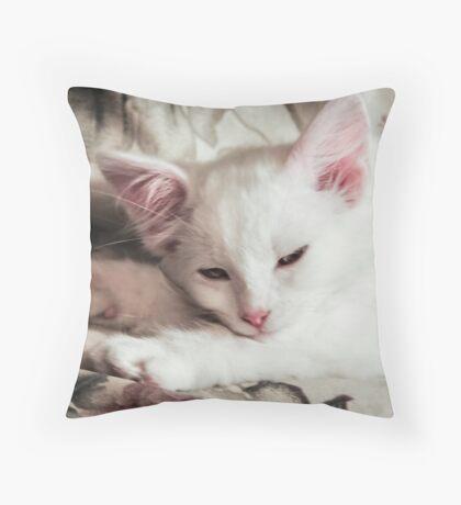 Marvelous Maya Throw Pillow