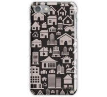 House a background4 iPhone Case/Skin