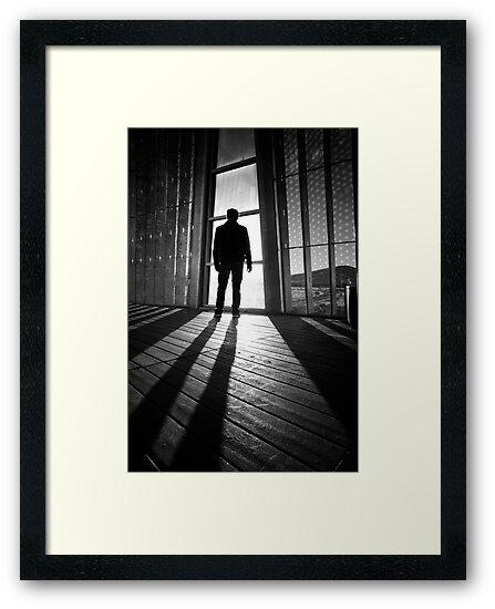 Library Noir by Bob Larson