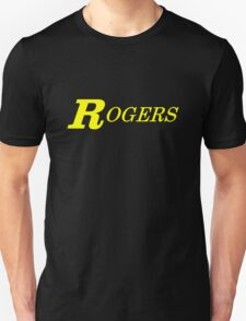 Rogers Drums Yellow T-Shirt